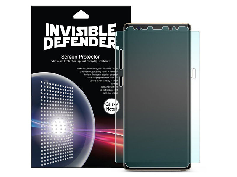 2 x Folia 3D Ringke Invisible Defender Samsung Galaxy Note 8