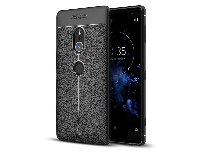 Etui Alogy Leather Armor Sony Xperia XZ2