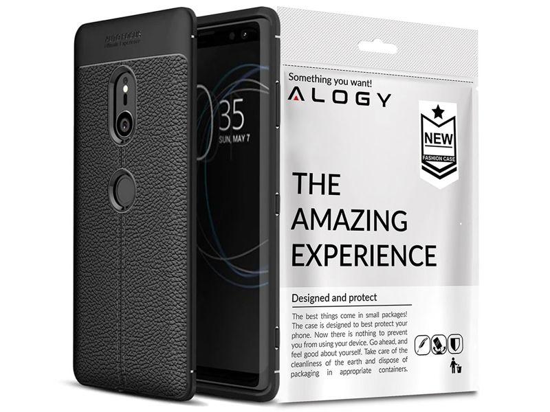 Etui Alogy Leather Armor Sony Xperia XZ3