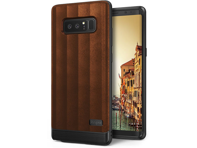 Etui Ringke Flex S Samsung Galaxy Note 8 Brown - Brązowy