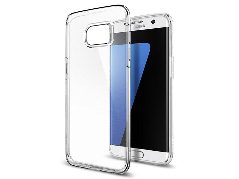 Etui Spigen Liquid Crystal™ Samsung Galaxy S7 Edge