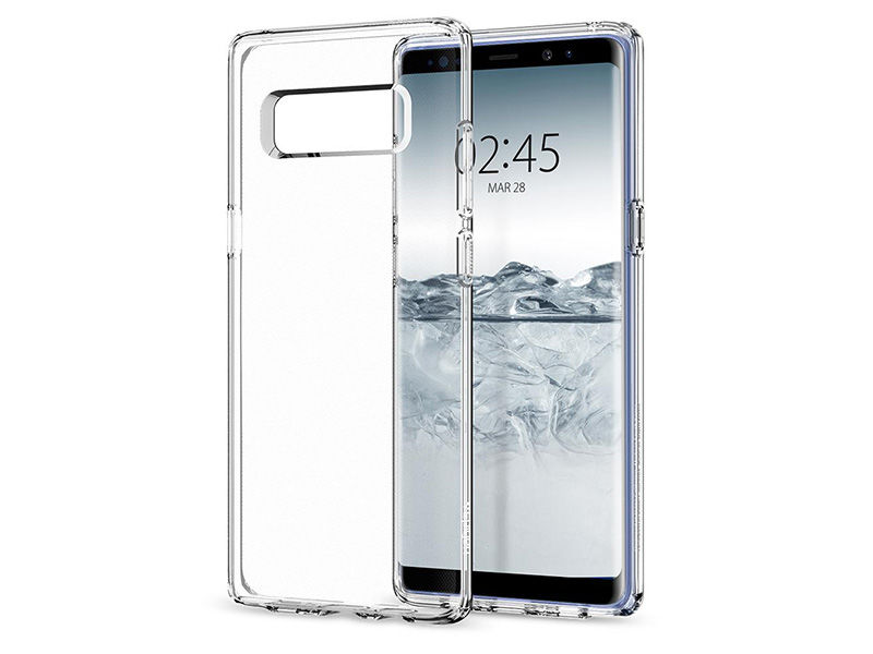Etui Spigen Liquid Crystal Samsung Galaxy Note 8