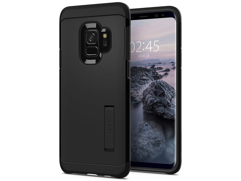 Etui Spigen Tough Armor Samsung Galaxy S9 Black