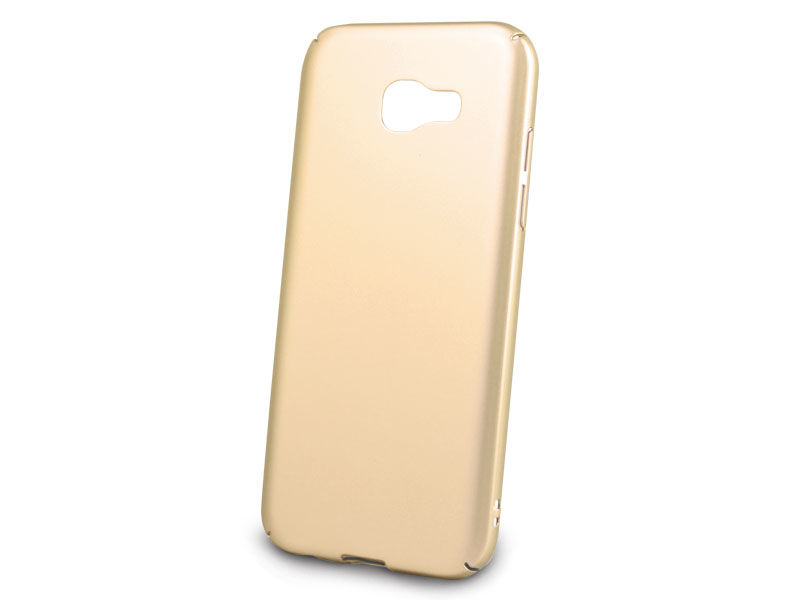 Etui Thin Case do Samsung Galaxy A5 2017 Złoty - Złoty