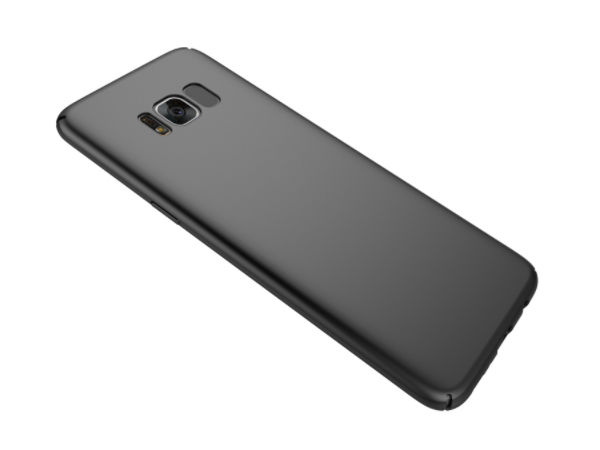 Etui Thin Case do Samsung Galaxy S8+ Plus Czarne - Czarny
