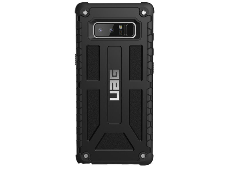 Etui UAG Urban Armor Gear Monarch Samsung Galaxy Note 8 Black