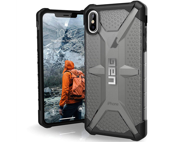Etui UAG Urban Armor Gear Plasma Apple iPhone Xs Max Ash