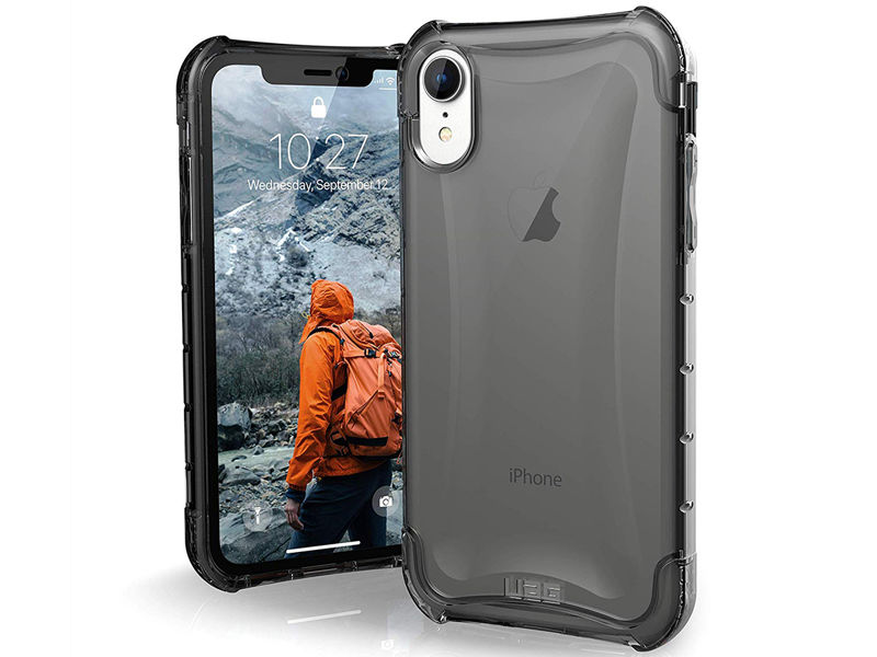 Etui UAG Urban Armor Gear Plyo Apple iPhone Xr Ash - Czarny