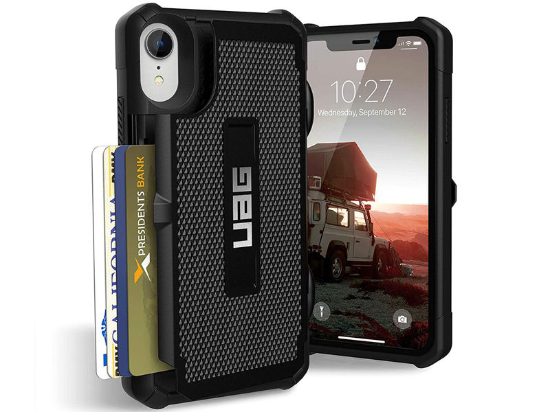 Etui UAG Urban Armor Gear Trooper Apple iPhone Xr Black