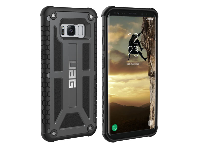 Etui Urban Armor Gear (UAG) Monarch Samsung Galaxy S8+ Plus